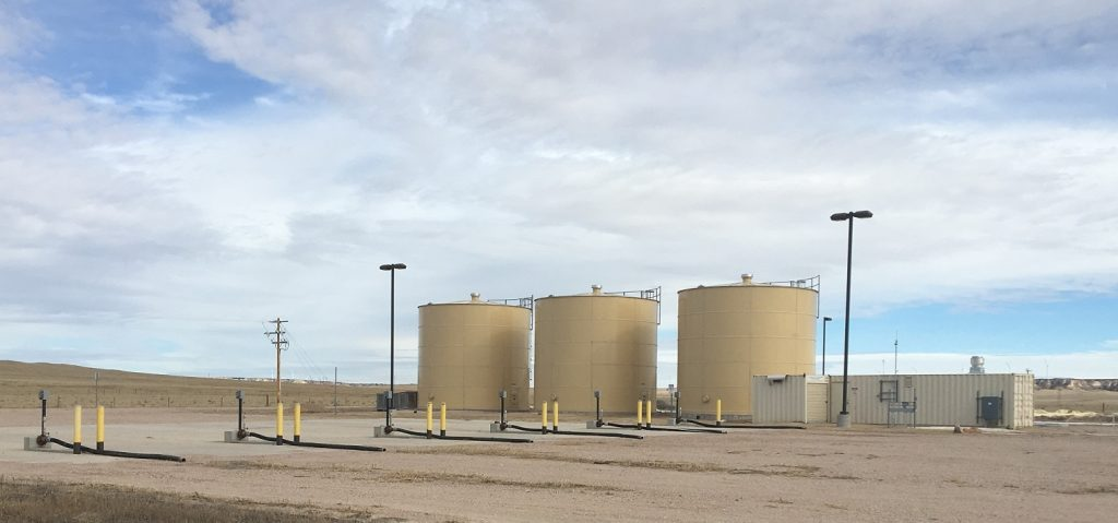 • Pawnee Water Facility and Truck Load-Out